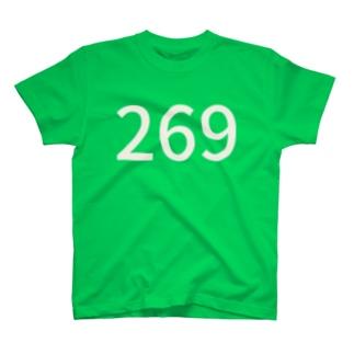 269 Tシャツ