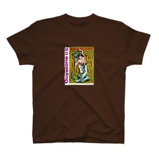 スネークウーマン Tシャツ