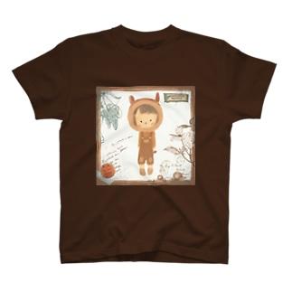 りすのこ Tシャツ