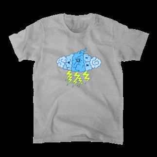 strom monster_c Tシャツ