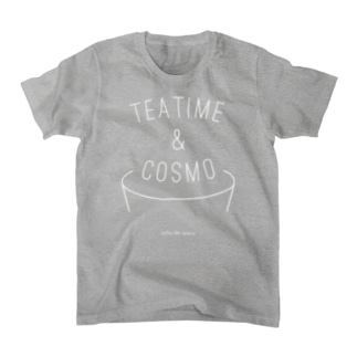 TEA TIME & COSMO Tシャツ