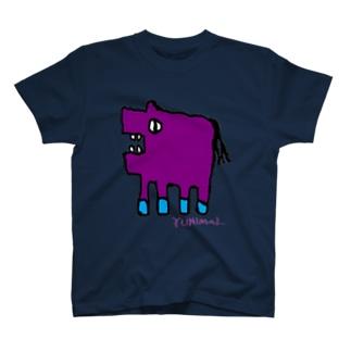 カバ Tシャツ