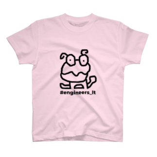 ariakiのfake_ariaki Tシャツ