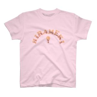 Hirameki!メロンパンフェスティバル2015公式グッズ Tシャツ