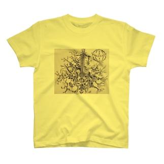 MUSIC. Tシャツ