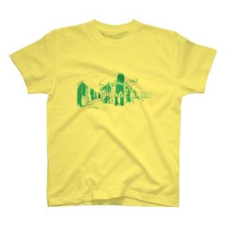 SPONGE RADIO Tシャツ