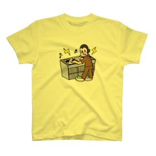 DeeJay Animal T-shirts