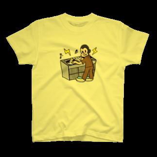 mangatronixのDeeJay Animal Tシャツ