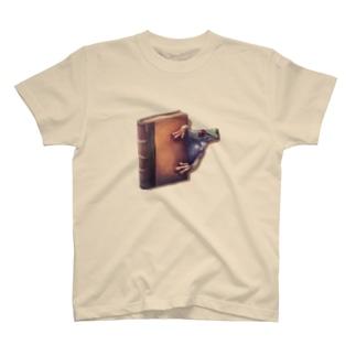 蛙板 Tシャツ