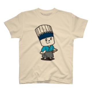 そうめん侍 Tシャツ