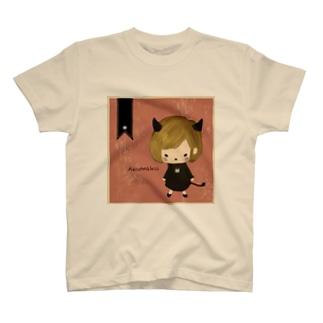あくまじょこ Tシャツ