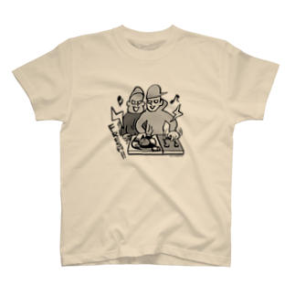 mangatronixのkosuribitoTシャツ