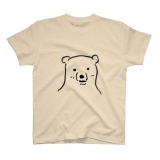 ギザギザ(しろくま) Tシャツ
