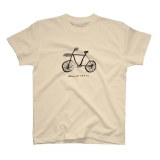 ママチャリ Tシャツ