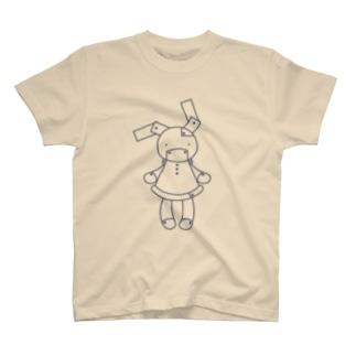 機械(スケスケver) T-shirts