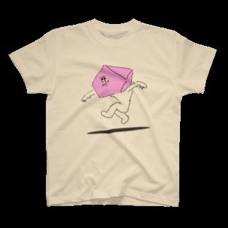 ngyのごかっけい Tシャツ