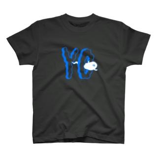YO(おばけ) Tシャツ