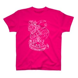 おにゃん婆aka八千代 Tシャツ