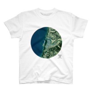 秋田県 能代市 Tシャツ Tシャツ