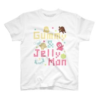 グーミー&ジェリーマン Tシャツ