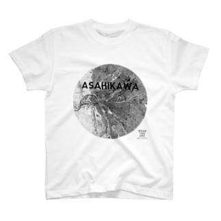 北海道 旭川市 Tシャツ Tシャツ