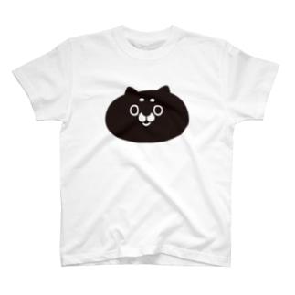 くろまろニャンコ Tシャツ