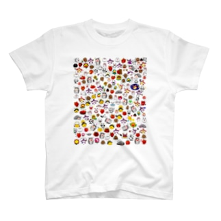 Ally's Chracter オールスター Tシャツ