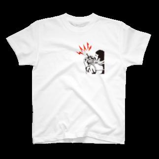 SAABOのRC uncle Tシャツ