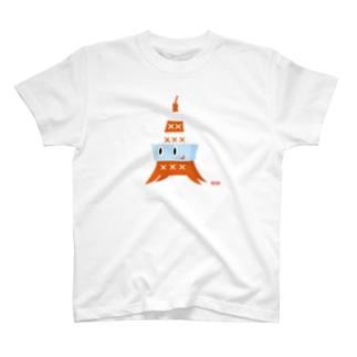たわーくん(単品) Tシャツ