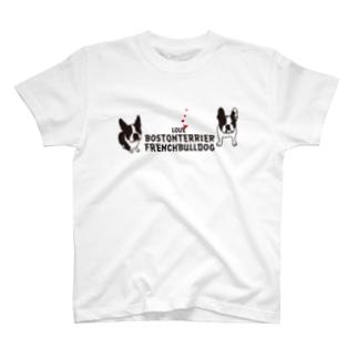 BOSBULLLOVE その2 Tシャツ
