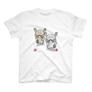 パグ走り! Tシャツ