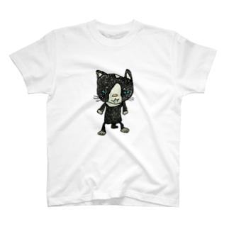 ブネコ2 Tシャツ