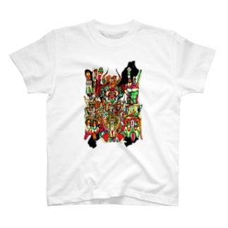 monster Tシャツ