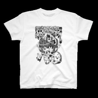 タイノリのロックンゾンビTシャツ