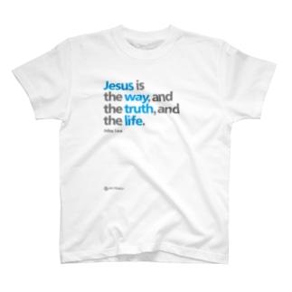 Jesus Is Tシャツ