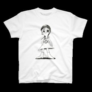 ヤノベケンジ《サン・シスター》 Tシャツ