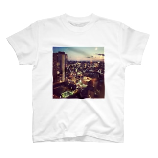 夜景🌃 Tシャツ