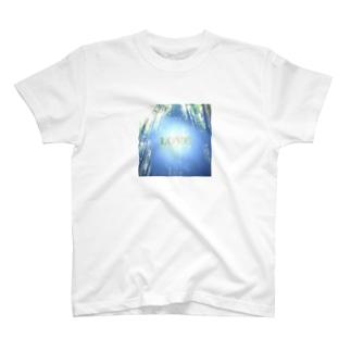 bamboo love Tシャツ