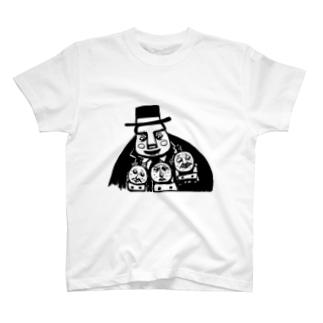 経営者 Tシャツ