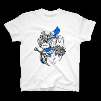 Art of God +のみくにTシャツ
