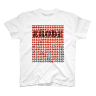 ERODE Tシャツ