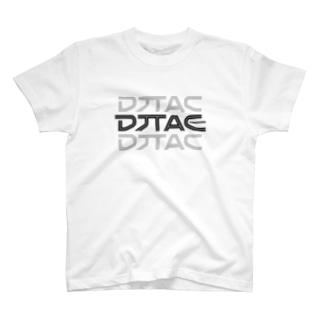 [DJ TAC] Type A Tシャツ