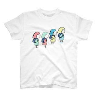 じゃんぷ Tシャツ