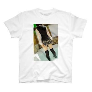 濡れ娘。maria-002 Tシャツ