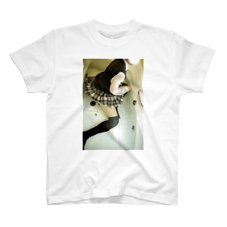 濡れ娘。maria-001 Tシャツ