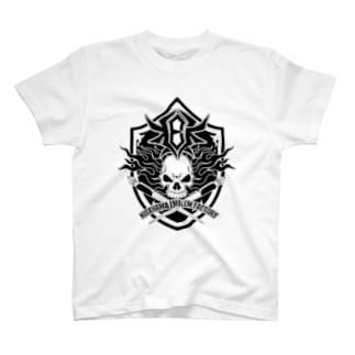 北浜標章製作所ロゴ Tシャツ