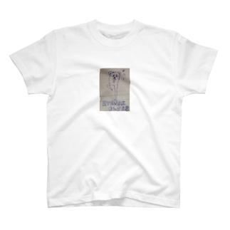 ハイエナズクラブ公式マスコット(仮) Tシャツ