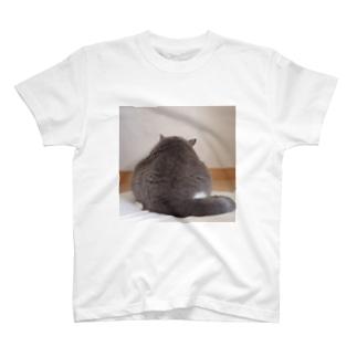 おしりカブ T-shirts