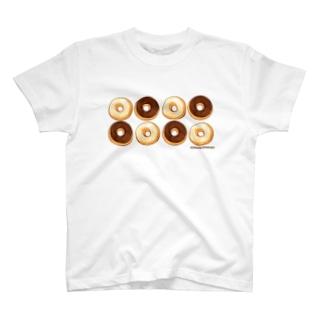 しんぷるドーナツ T-shirts