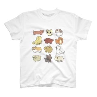ばうばう T-shirts